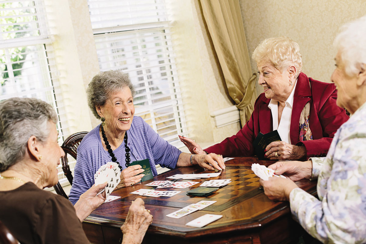how to get assisted living