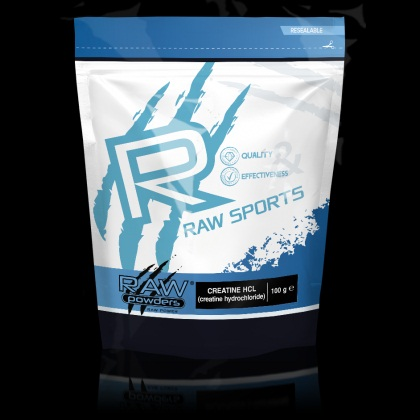 Creatine hcl benefits Image from Rawpowders.co.uk